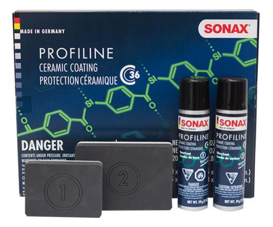 Защитное покрытие (жидкое стекло) для ЛКП SONAX Profiline Ceramic Coating (Германия) 235 мл