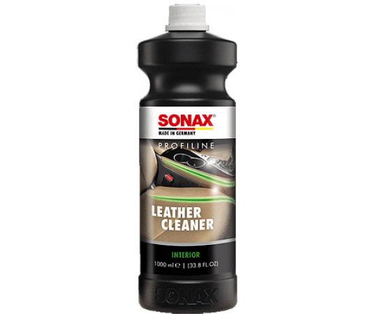 Пенный очиститель кожи SONAX Profiline LeatherCleaner Foam (Германия) 1л