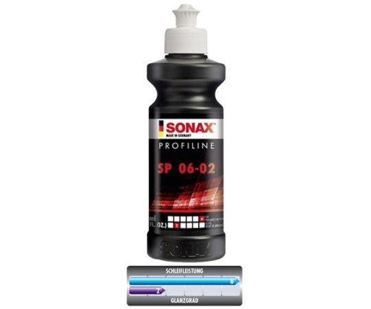 Шлиф-паста для удаления царапин SONAX Profiline Abrasive Paste SP-06-02 (Германия) 250 мл
