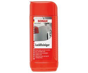Интенсивный очиститель лака без силикона SONAX Lack Reiniger (Германия) 250 мл