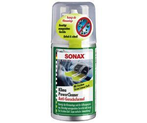 Очиститель кондиционера антибактериальный (лимон) SONAX Clima Clean Green Lemon (Германия) 100 мл
