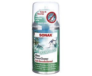 Очиститель кондиционера антибактериальный (тропический бриз) SONAX Clima Clean OCEAN FRESH (Германия) 100 мл