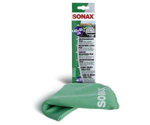 Салфетка из микрофибры для салона SONAX Microfibre Cloth Plus 40х40 см