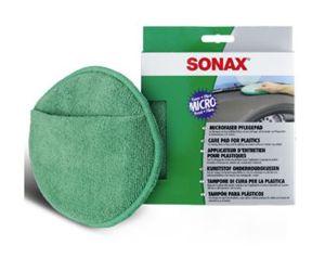 Апликатор из микрофибры для кожи, винила и пластика SONAX Care Pad